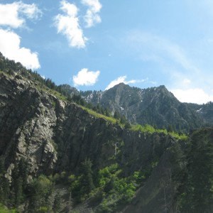 Big Cottonwood Canyon 1